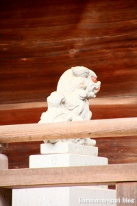 三国神社(福井県坂井市三国町山王)70