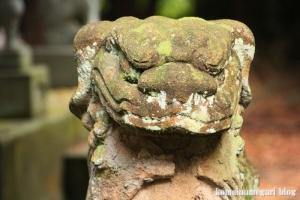 三国神社(福井県坂井市三国町山王)54