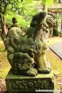 三国神社(福井県坂井市三国町山王)48