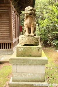 三国神社(福井県坂井市三国町山王)79