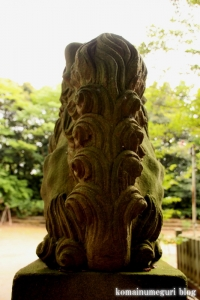 三国神社(福井県坂井市三国町山王)120