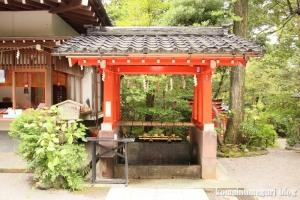金沢神社(石川県金沢市兼六町)9
