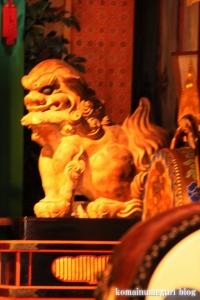 金沢神社(石川県金沢市兼六町)7
