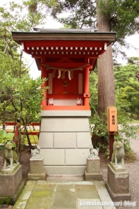 金沢神社(石川県金沢市兼六町)16