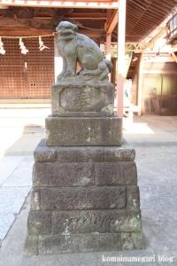 杉山大神(川崎市幸区小倉)15