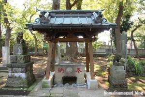 北加瀬熊野神社(川崎市幸区北加瀬)6