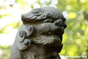 北加瀬熊野神社(川崎市幸区北加瀬)36