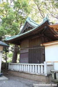 北加瀬熊野神社(川崎市幸区北加瀬)9