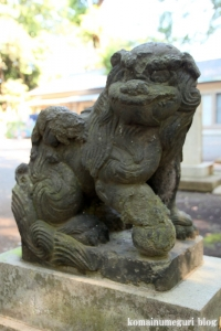 北加瀬熊野神社(川崎市幸区北加瀬)20