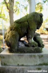 北加瀬熊野神社(川崎市幸区北加瀬)17