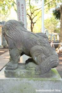 北加瀬熊野神社(川崎市幸区北加瀬)21