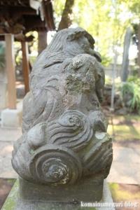 北加瀬熊野神社(川崎市幸区北加瀬)22