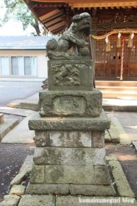 北加瀬熊野神社(川崎市幸区北加瀬)32
