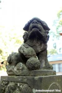 北加瀬熊野神社(川崎市幸区北加瀬)33