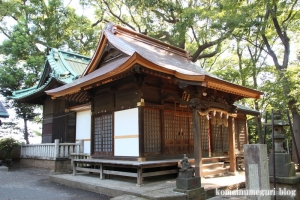 北加瀬熊野神社(川崎市幸区北加瀬)8