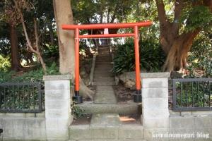 北加瀬浅間神社(川崎市幸区北加瀬)2