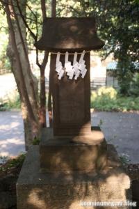 北加瀬浅間神社(川崎市幸区北加瀬)5