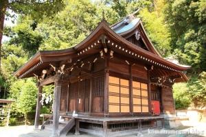 諏訪神社(横浜市港北区蓑輪町)7