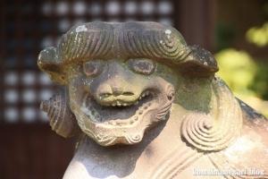 諏訪神社(横浜市港北区蓑輪町)21