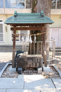 諏訪神社(横浜市港北区蓑輪町)4