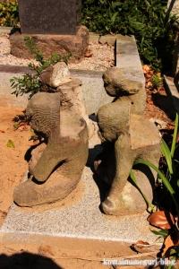 諏訪神社(横浜市港北区蓑輪町)11
