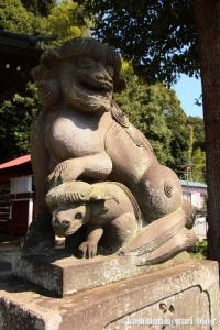 諏訪神社(横浜市港北区蓑輪町)13