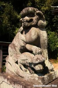諏訪神社(横浜市港北区蓑輪町)17
