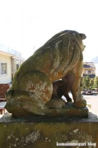 諏訪神社(横浜市港北区蓑輪町)14