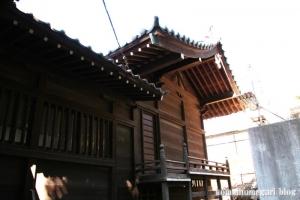 駒林神社(横浜市港北区日吉本町)9