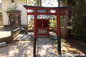 駒林神社(横浜市港北区日吉本町)11