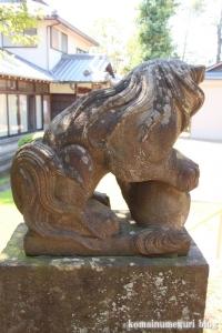 駒林神社(横浜市港北区日吉本町)14
