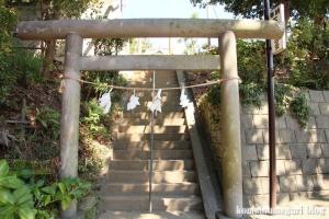 下田神社(横浜市港北区下田町)4