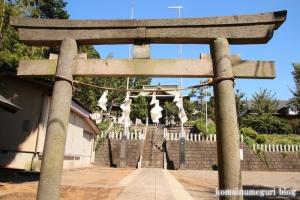 下田神社(横浜市港北区下田町)5