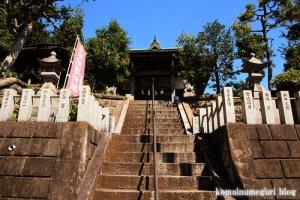 下田神社(横浜市港北区下田町)9