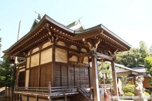 下田神社(横浜市港北区下田町)12