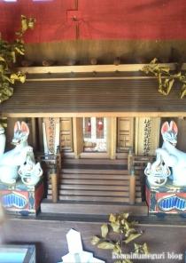 白坂神社(横浜市港北区高田東)5