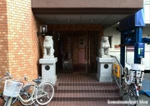 白坂神社(横浜市港北区高田東)6