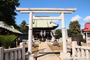橘樹神社(川崎市高津区子母口)3
