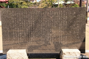 橘樹神社(川崎市高津区子母口)8