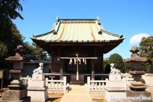 橘樹神社(川崎市高津区子母口)9