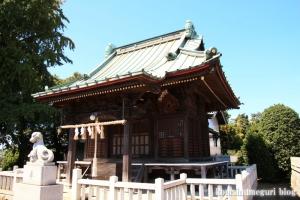 橘樹神社(川崎市高津区子母口)10