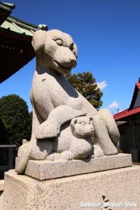 橘樹神社(川崎市高津区子母口)15
