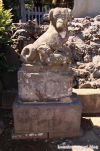 橘樹神社(川崎市高津区子母口)26