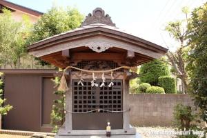 稲荷神社(川崎市幸区鹿嶋田)5