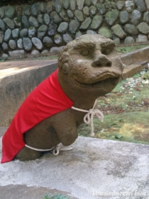 熊野神社(八王子市宇津貫町)10