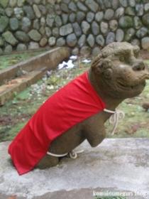 熊野神社(八王子市宇津貫町)11