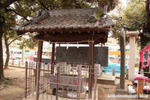 大戸神社(川崎市中原区下小田中)4