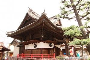 大戸神社(川崎市中原区下小田中)7