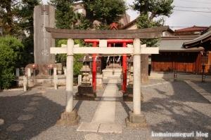 大戸神社(川崎市中原区下小田中)8
