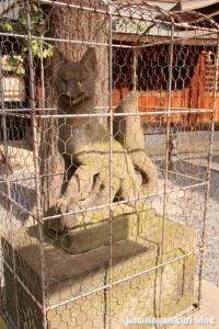大戸神社(川崎市中原区下小田中)9